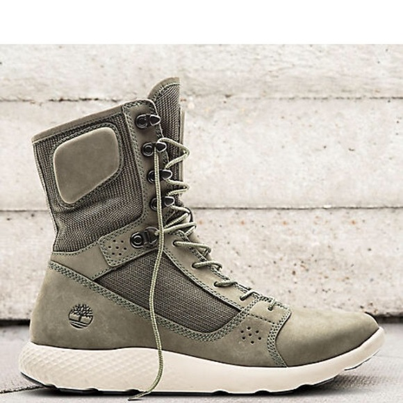 Timberland Flyroam Leather And Tactical